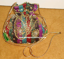 <span class=keywords><strong>Banjara</strong></span> Coin Bags Indian Embroidered Coin Handmade Ladies Coin Purse