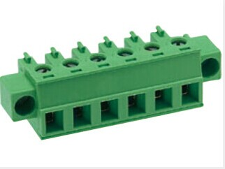 12 years selling deca terminal blocks MC421-508 3-way 5.08mm pitch