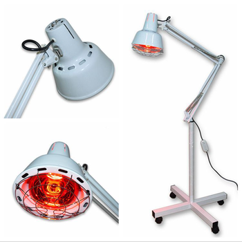 100 275w Adjustable Heating Infrared Physical Therapy Lamp