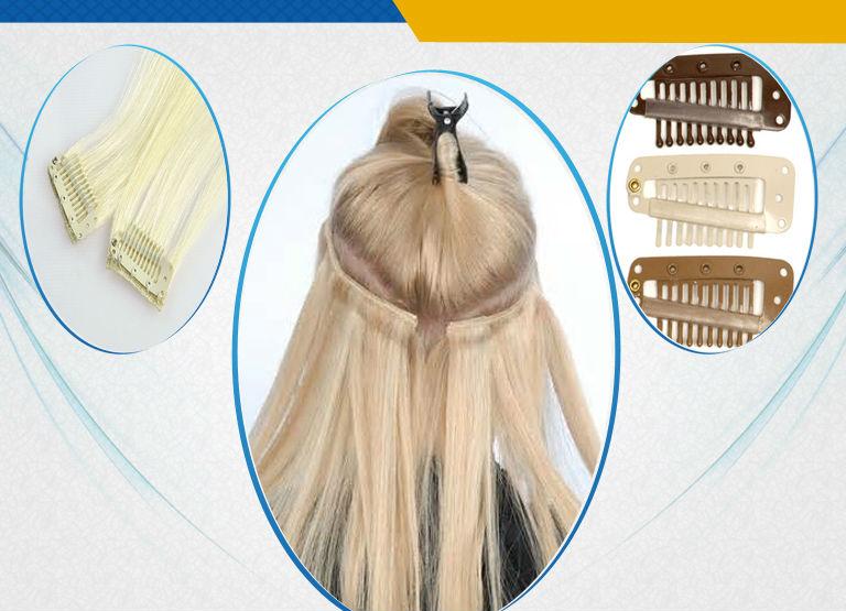 Best great length half head curly blonde clip in hair extensions best great length half head curly blonde clip in hair extensions for fine hair pmusecretfo Choice Image