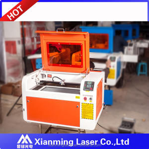 Hot-sale Jewel/Crystal/Diamond/crystal crafts laser engraving machine 400*600MM 300x400mm