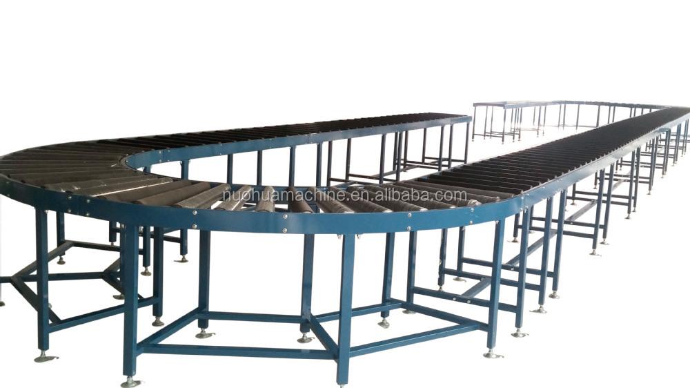 Assembly Line Conveyor/ Belt, Roller Conveyor For Assembly