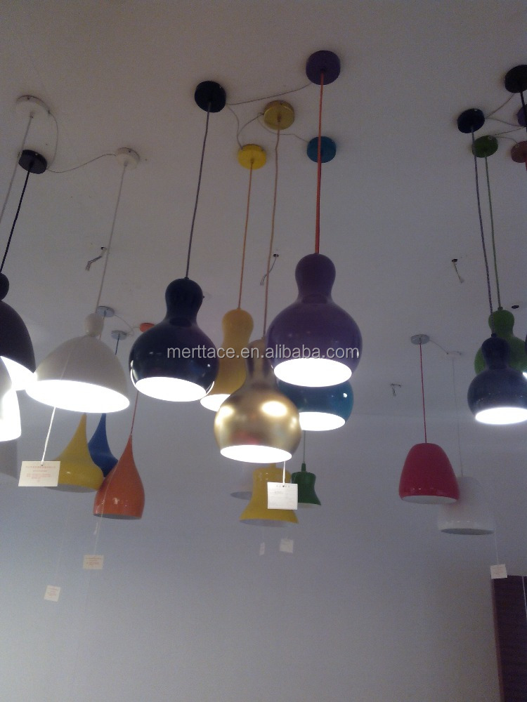 Just do metal modern fancy lamp shades for hotel pendant light