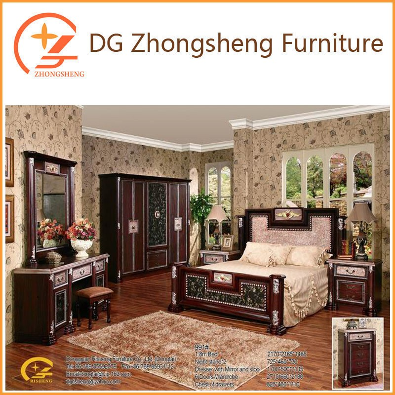 985 solid wood bedroom furniture solid wood bedroom set