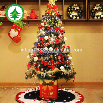 luxury high quality decorate the tree table top christmas trees decorated mini decorated christmas tree