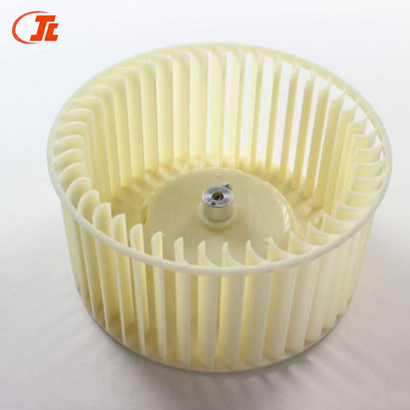 Custom plastic injection molding factory plastic mold maker for air conditioner blower wheel