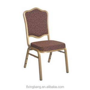 Stackable ballroom chairs
