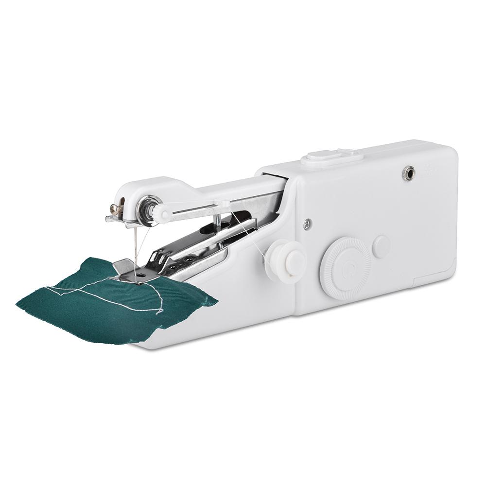 Hand Mini Draagbare Naaimachine Handleiding Handheld Mini Naaimachine