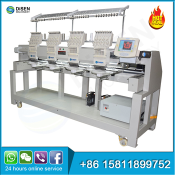 Four Head Embroider Machine Used Dst Pictures Disen Names Of