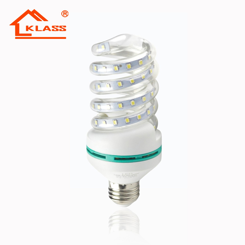 Spiral 24W led energy saving lamp