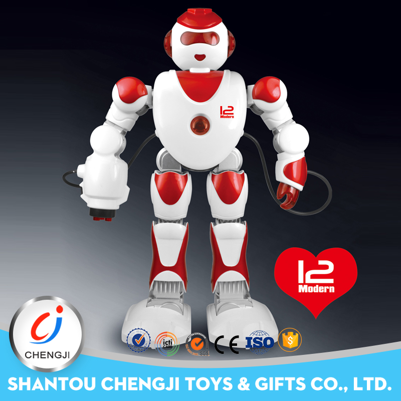 Multi-function intelligent battery operated big rc battle design robots