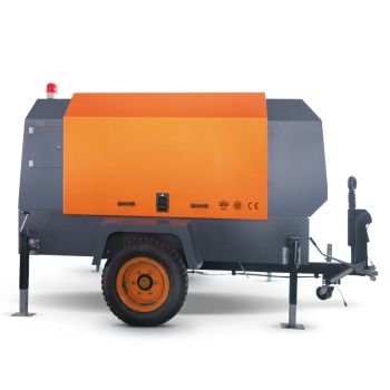 Mobile Air Compressor >> 10 Bar 150 Psi Mobile Air Compressor For Gold Mining Buy Air