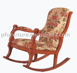 huge selection of 039d5 013af Old person rocking chair PFC709