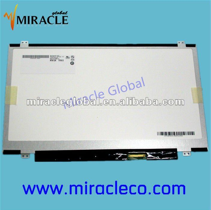 A+ grade high quality cheap LTN140AT07-H01 Laptop Screen wholesale for HP