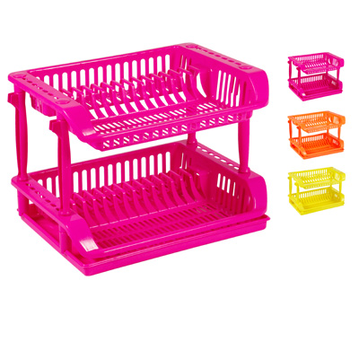 Merveilleux Plastic Dish Drainer   Buy 2 Layer Dish Drainer,Kitchen Dish Drainer,Dish  Drainer With Tray Product On Alibaba.com