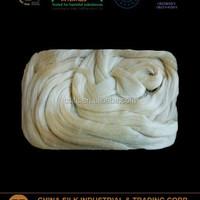 Res Eri Silk Tops / Sliver