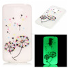 Lighting tpu cover case for LG K8, Feather tpu case for LG K8, skull cover for LG K8