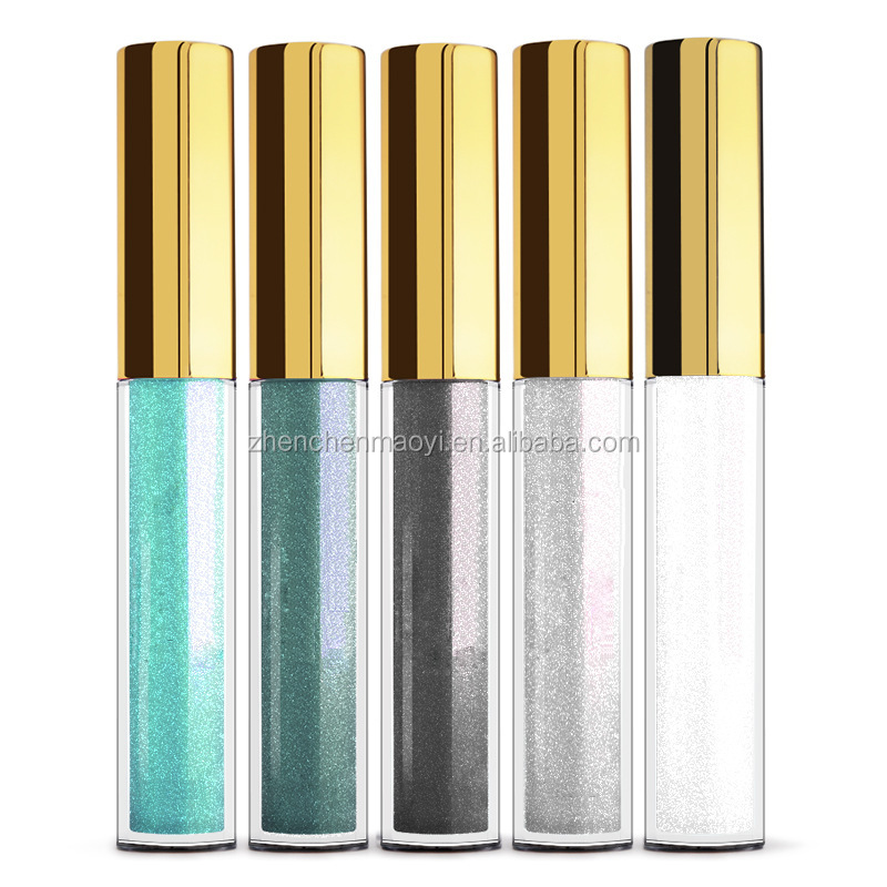 Accept Private Label Lip Gloss Glitter OEM Factory Price