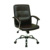2018 Foshan Aoda Black pu Leather Office Chair Computer Task Chair