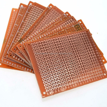 99003 high quantity!! new Prototype Paper Copper PCB Universal Experiment Matrix Circuit Board 5x7cm Brand