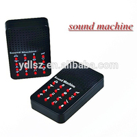 christmas animated electronic plush button sound machine/ music christmas gift