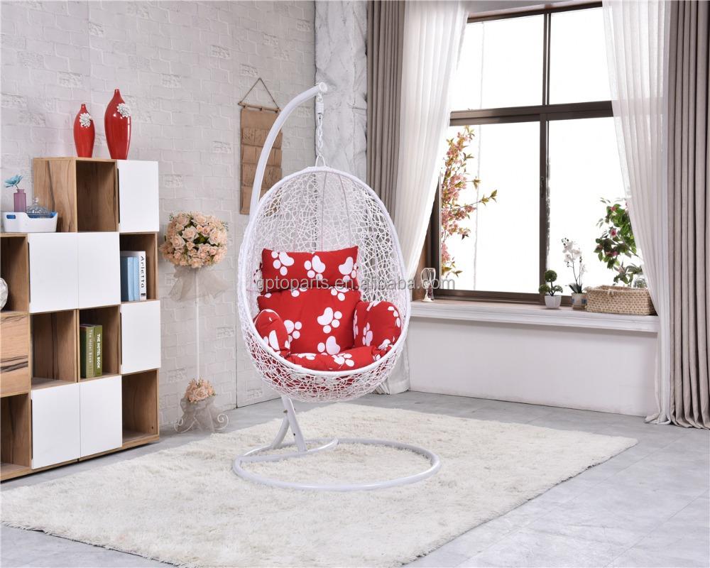 Silla colgante ni os huevo silla al aire libre y de for Silla huevo colgante