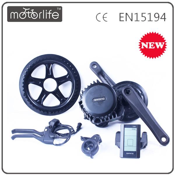 1000 Watt Electric Motor Kit: Motorlife/oem Bafang Bbs03 1000 Watt Mid Drive Motor Kit