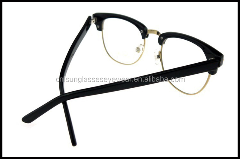 latest eyeglass styles  New Combination Model 2015 Popular Designer Eyeglass Frames (oem ...