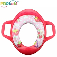 Comfortable Safety Baby Potty Seat soft Kid toilet seat