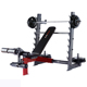 7004WB Professional Adjustable Gym Weight Bench
