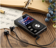 AIDU  ax8  professional mp3 hifi music player screen card ultra long car