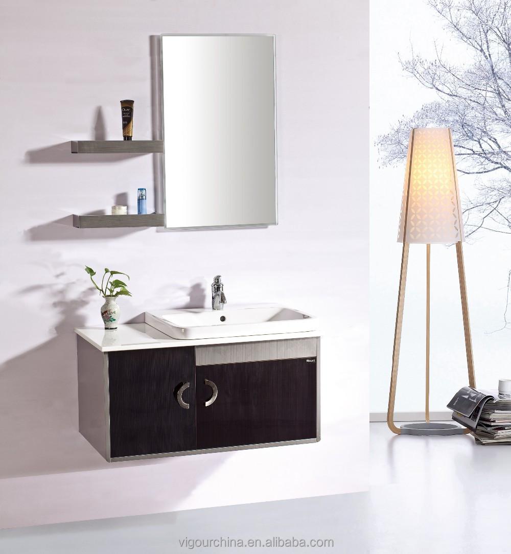 Wall Mounted Corner Bathroom Mirror Cabinet, Wall Mounted Corner ...