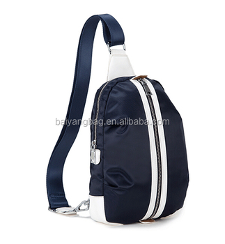 One strap backpack for girls travel sport sling bag for teenagers ...