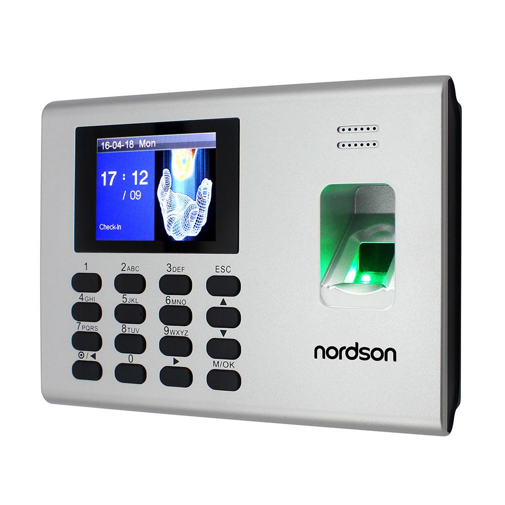 Parmak izi kapı kilidi biyometrik tarayıcı zaman katılım makinesi sistemi