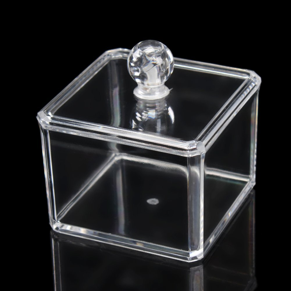 Transparent storage boxes for cosmetics/ combination box/ cabinets/Make-up tool storage box-E