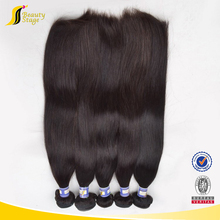 Fashion latest cheap double weft 5a full cuticle brazilian orange remy hair extensions
