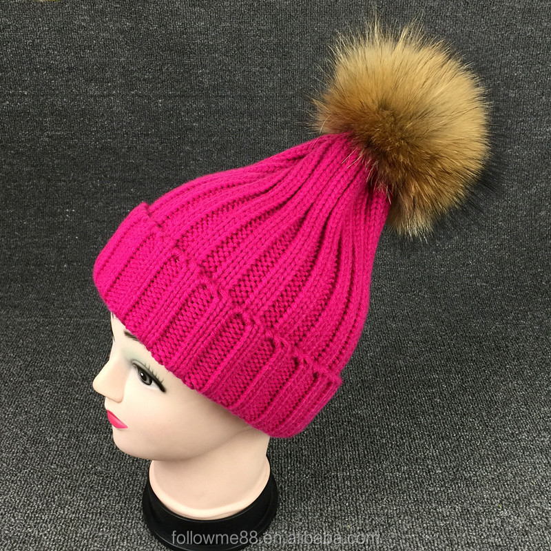 black Plain Ski Custom Knit Skull Beanie Knits Free Fur Pom Pom Winter Hat  knitted beanies cap f62730b9e67