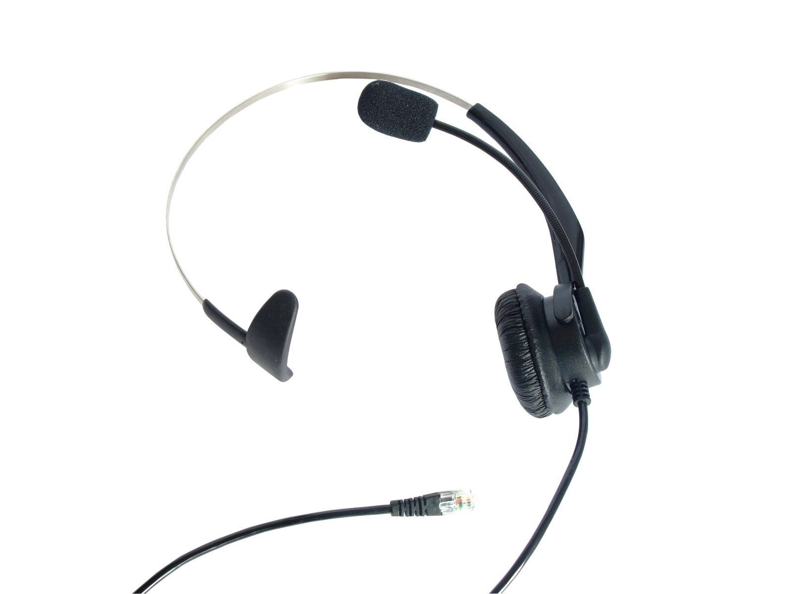 Get Quotations · LotFancy Calltel Headset Headphone with Mic for Cisco IP  Phone 7931 7940 7941 7942 7945 7960