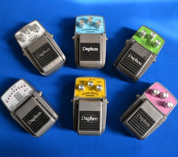China Manufacturer OEM Analog Guitar Effect Pedal