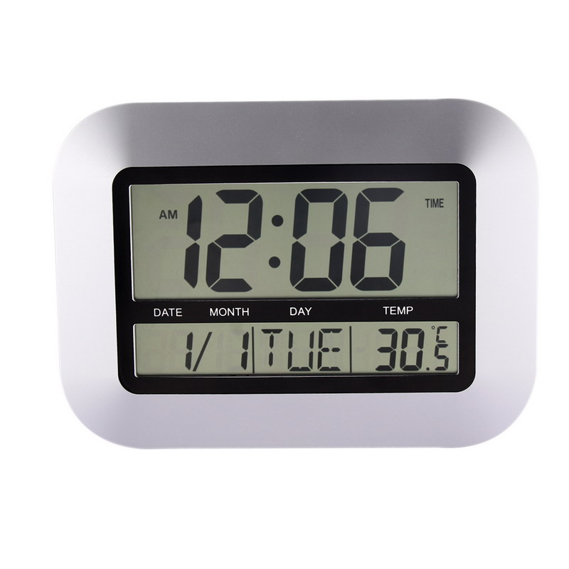 Modern Life 260 ft Beauty Digital Wall Clock with Indoor ...