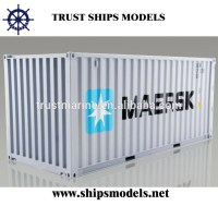 31cm 20ft MAERSK Container Model for business souvenir