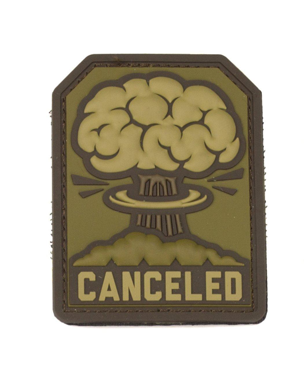 Mil-Spec Monkey Canceled PVC