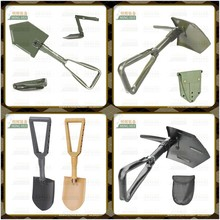 military folding shovel from factory
