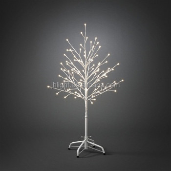 15m white outdoor led christmas twig tree led tree uplighting led outdoor light - White Outdoor Christmas Tree