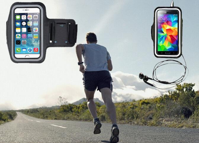 1X красочные новинка открытый спорт бег водонепроницаемый рычаг пояса ремень телефон сумка спорт обложка чехол для Fly IQ245