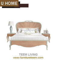 Euro style Hot sale NEW Design bedroom Leather manufacturer outdoor boli day bed