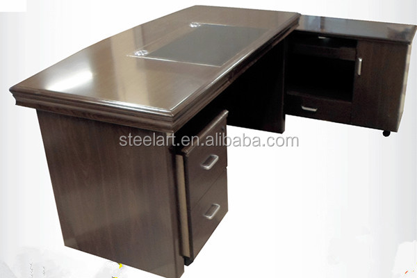 Guangzhou Cheap Price Hot Design Executive Wooden Office Table ...