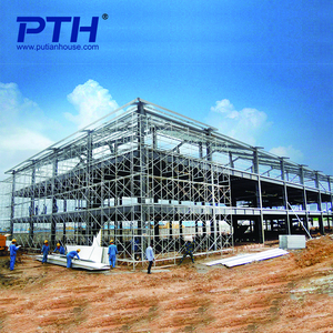 new product ideas 2018 Structural Steel for Cheap Prefab Homes/hotel for Sale China supplier