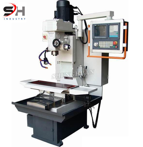ZX50C Small Manual Milling Machine With Latest Milling Machine Price List