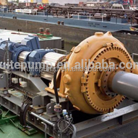 Small Gravel Sand Pump For Chlor Alkali Water Waste Pump